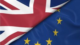EU-UK flags pic