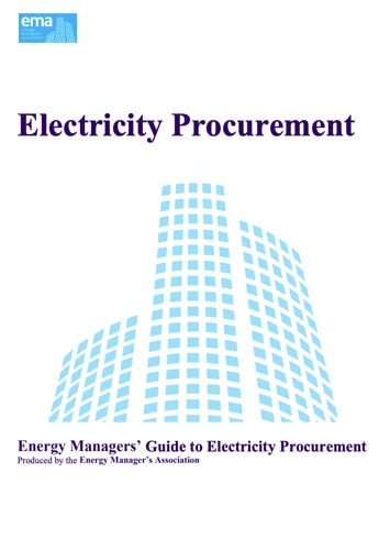 Energy Manager's Guide to Electricity Procurement