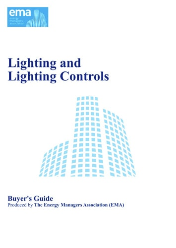 Energy Manager's Guide to Lighting and Lighting Controls