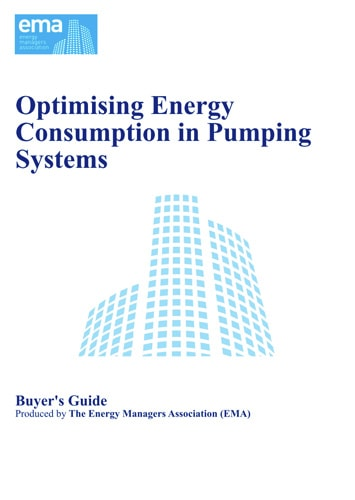Energy Manager's Guide to Optimising Energy in Pumping Systems