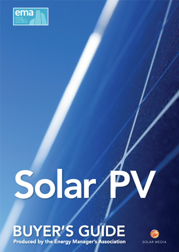 Energy Manager's Guide to Solar PV