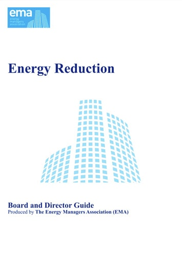 The Board and Director's Guide to Energy Reduction