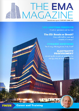 EMA Magazine Cover