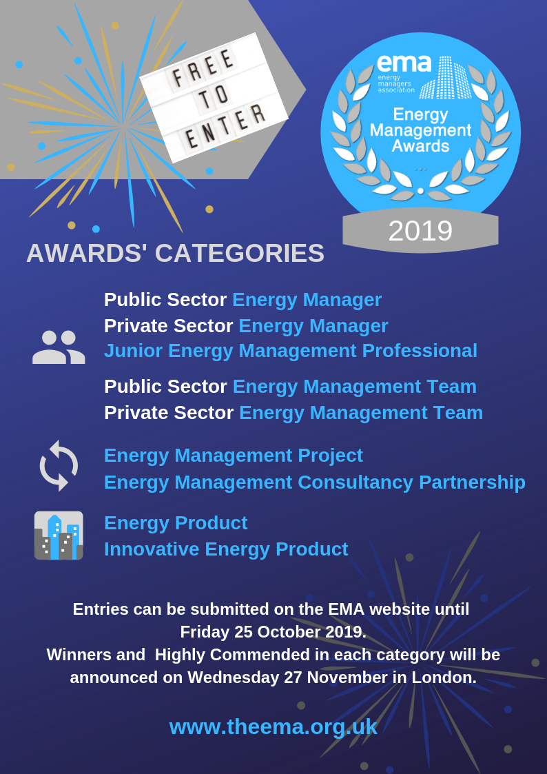 Awards 2019 One Pager