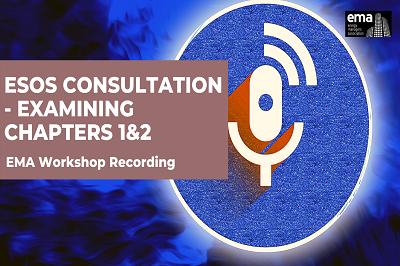 Esos Consultation Ch1&2 Workshop Recording 400x266