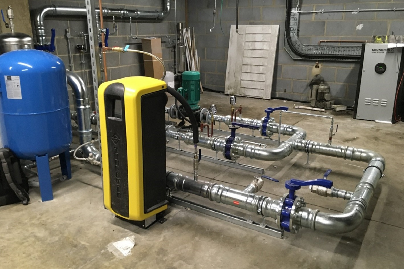 Refrigeration and the Road to Net Zero: Water-cooled Refrigeration